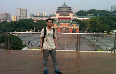 Interview with MCL member Chunyang Xia