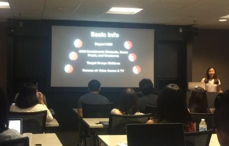 Entrepreneurship Course Presentations