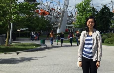 Welcome New MCL Member Ruiyuan Lin