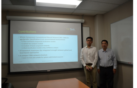 Congratulations to Chun-Ting Huang for Passing His PhD Defense