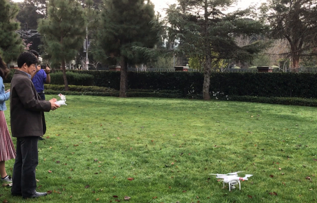 MCL Works on Drone Detection for Airport Safety