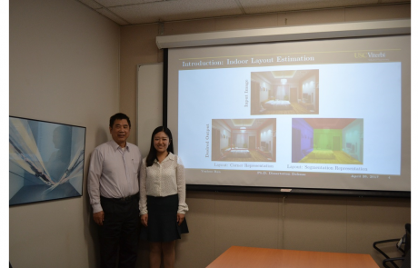 Congratulations to Yuzhuo Ren for Passing Her Defense