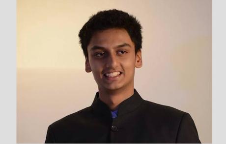 Welcome Summer Intern Student Sreedhar Radhakrishnan