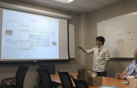 Congratulations to Qin Huang for Passing His Defense
