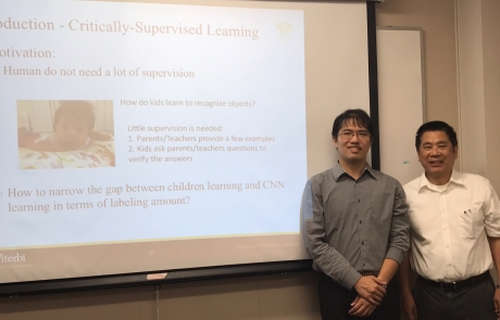 Congratulations to Eddy Wu for Passing His Defense