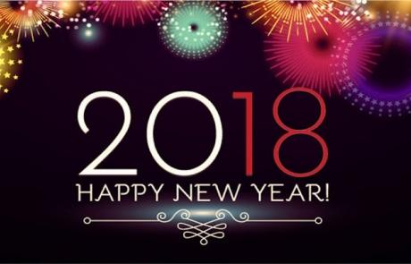 Happy New Year – 2018