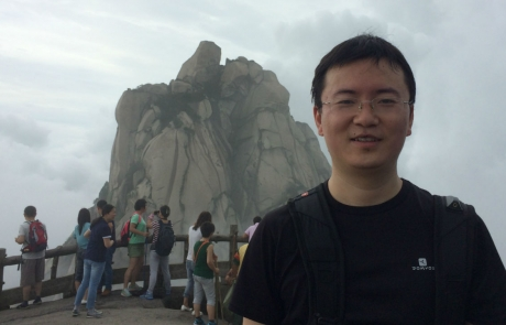 Welcome New MCL Member Dr. Xiaoguang Li!