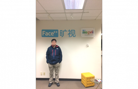 Congratulations to MCL Alumnus Dr. Eddy Wu for Joining Megvii/Face++