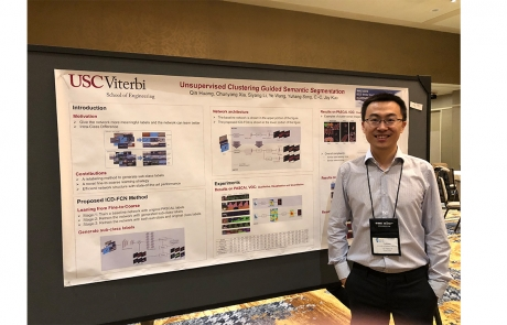 MCL Research Presented at WACV 2018