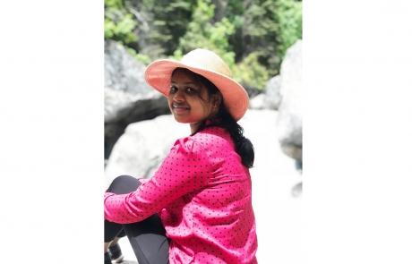 Welcome New MCL Member Abinaya Manimaran