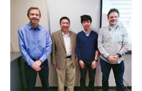 Congratulations to Harry Yang for Passing His Defense!