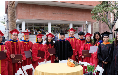 MCL Members Attended the PhD Hooding Ceremony