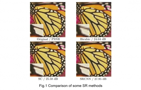 MCL Research on Image Super-resolution