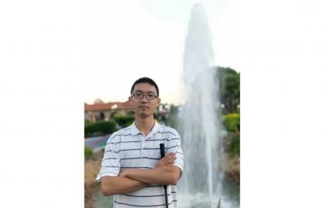 Welcome MCL New Member Jiahui Zhang