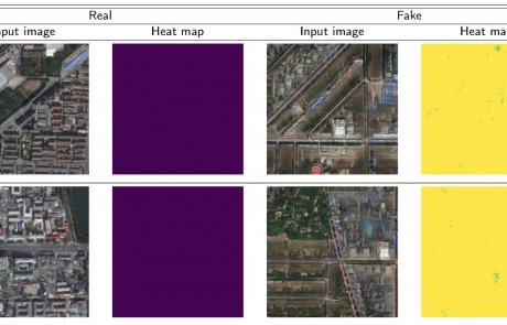 MCL Research on Geographic Fake Images Detection