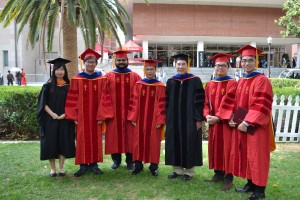 May 2015 PhD Hooding Ceremony
