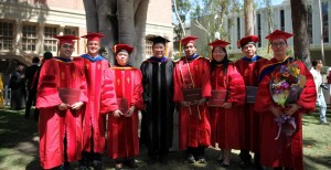 May 2014 PhD Hooding Ceremony