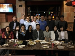 Nov 6 2015 Reunion of Prof.Kuo and MCL alumni at San Jose